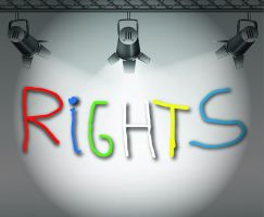 "Seminarium w ramach projektu Erasmus+ ""Lights on Rights"""