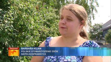 Polskie Stowarzyszenie Osób Niepełnosprawnych w TVP